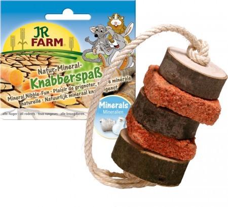 JR Farm Natural Mineral Knabberspaß 6 x 250 g