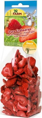 JR Farm Pure Erdbeeren 7 x 20 g