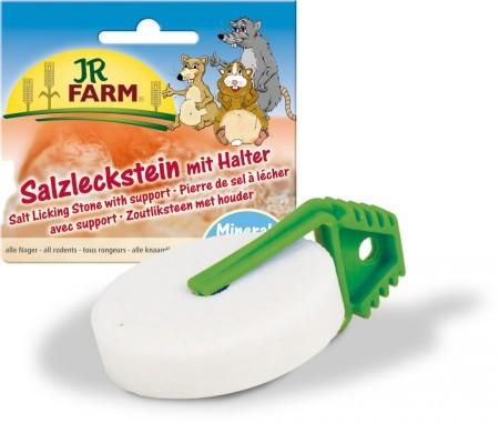 JR Farm Salzleckstein mit Halter 12 x 80 g