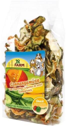 JR Farm Sonnengemüse 8 x 80 g