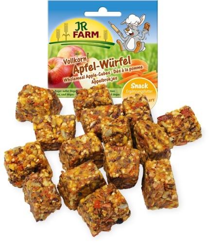 JR Farm Vollkorn Apfel Würfel 8 x 90 g