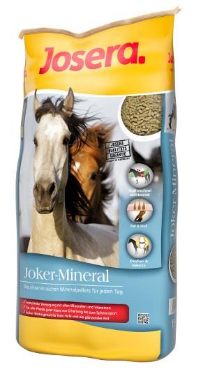 Josera Joker Mineral 15 kg (SPARTIPP: unsere Staffelpreise)