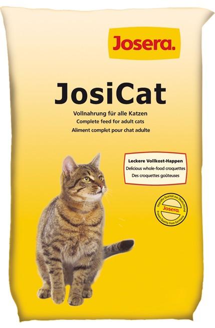Josera Josicat 4 kg oder 10 kg (SPARTIPP: unsere Staffelpreise)