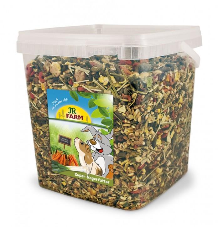 JR Farm Super-Nagerfutter 2,5 kg Eimer