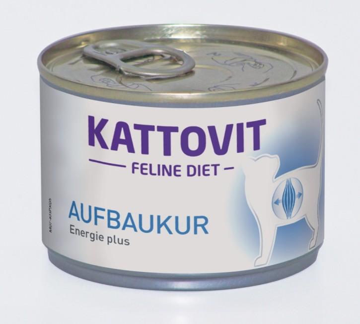 Kattovit Feline Aufbaukur Energie+ Dose 175 g