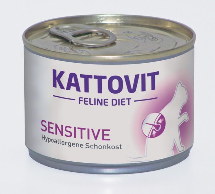 Kattovit Feline Sensitive Protein Dose 175 g