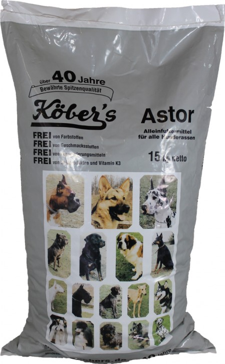 Köbers Astor 5 kg oder 15 kg (SPARTIPP: unsere Staffelpreise)