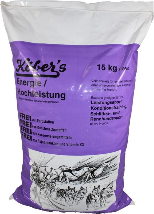 Köbers Energie Hochleistung 15 kg (SPARTIPP: unsere Staffelpreise)
