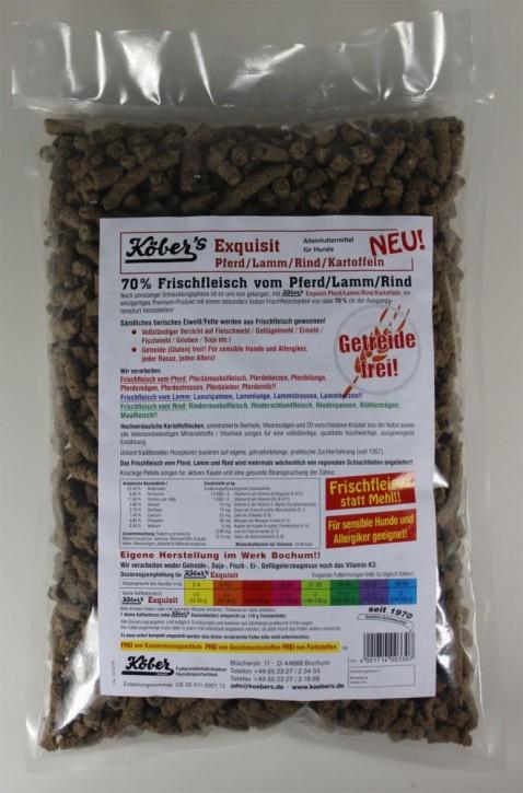 Köbers Exquisit 5 kg oder 12,5 kg (SPARTIPP: unsere Staffelpreise)