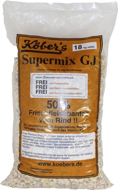 Köbers Supermix GJ 10 kg oder 18 kg