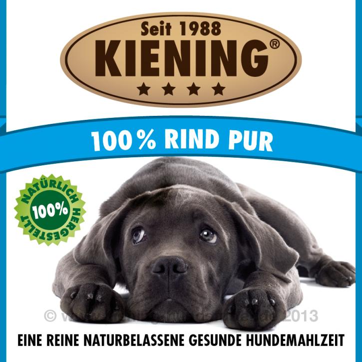Kiening Dog 100% Rind pur 410 g oder 820 g