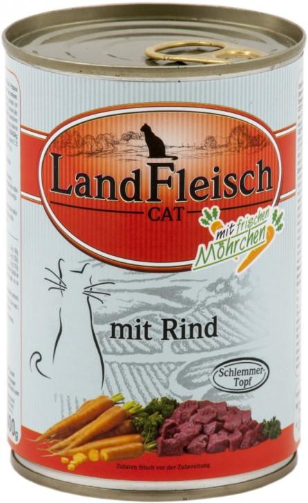 LandFleisch Schlemmertopf mit Rind 400 g