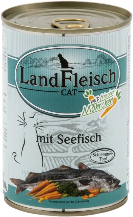 LandFleisch Schlemmertopf mit Seefisch 400 g
