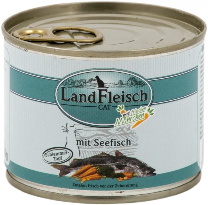 LandFleisch Schlemmertopf mit Seefisch 195 g