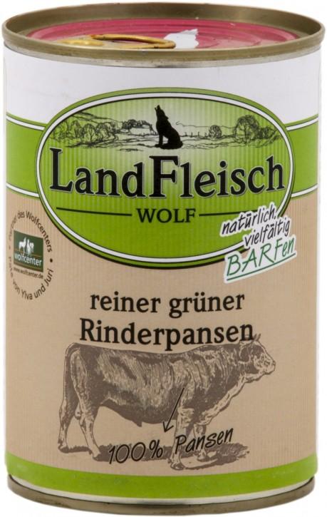 LandFleisch Wolf mit Rinderpansen 400 g
