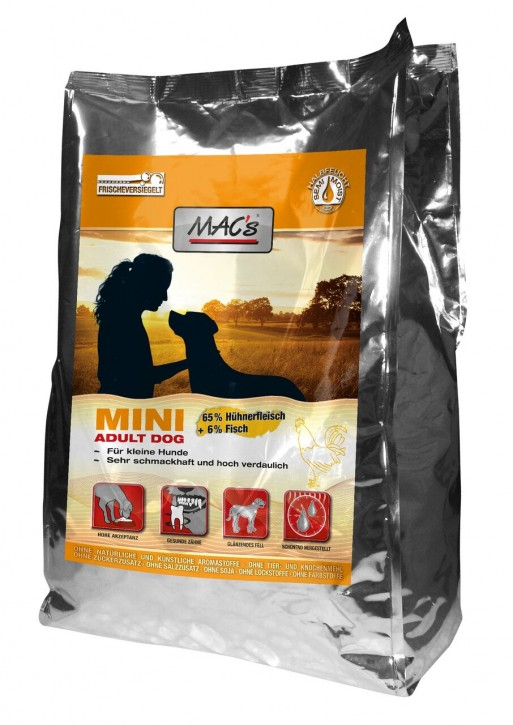 Macs Soft Adult Mini Huhn 15 kg