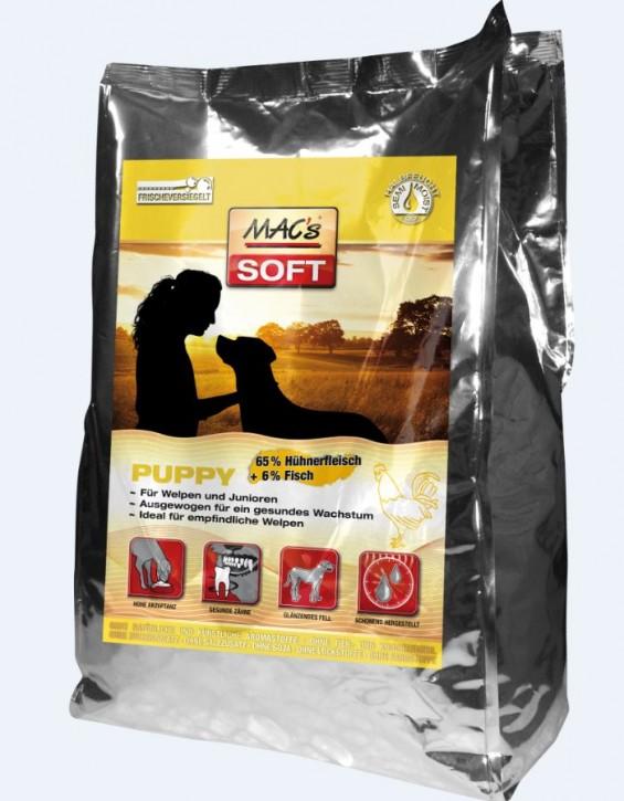 Macs Soft Puppy Huhn 1,5 kg, 5 kg oder 15 kg (SPARTIPP: unsere Staffelpreise)