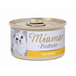 Miamor Fleischpastete mit Huhn 24 x 85 g
