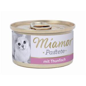 Miamor Fleischpastete mit Thunfisch 85 g