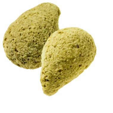 Monties Pferde Snack Apfel extrudiert 6 x 500 g