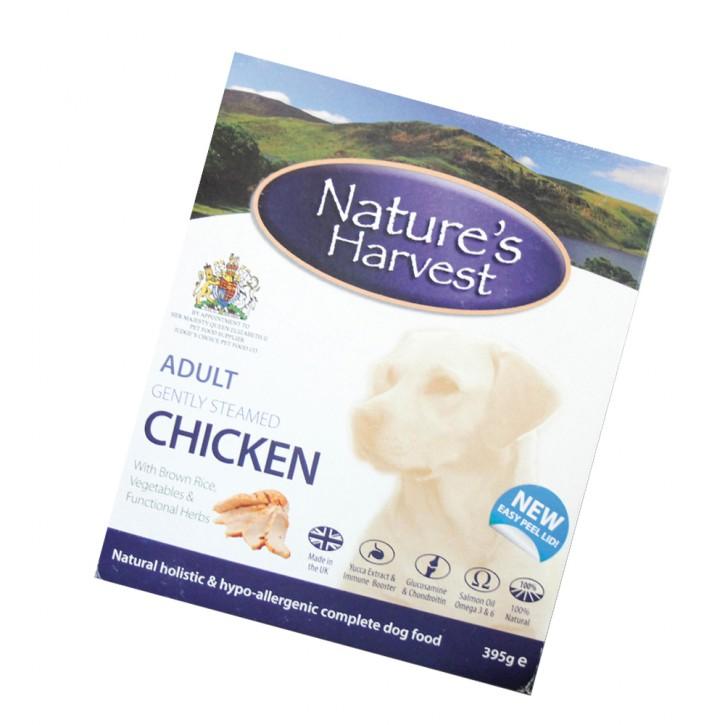 Natures Harvest Adult Hühnchen & Vollkornreis 395 g