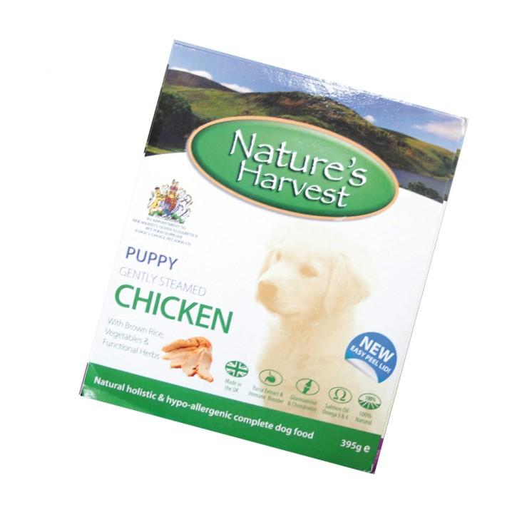 Natures Harvest Puppy Hühnchen & Vollkornreis 395 g