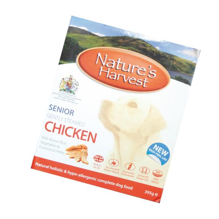 Natures Harvest Senior Hühnchen & Vollkornreis 395 g