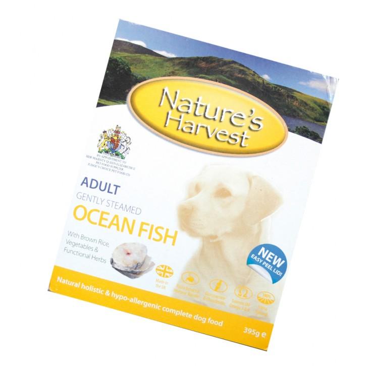 Natures Harvest Adult Meeresfisch & Vollkornreis 395 g