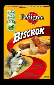 Pedigree Snack Biscrok in 3 Geschmacksrichtungen 6 x 500 g