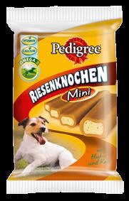 Pedigree Snack Riesenknochen Mini mit Huhn 8 x 4 Stück