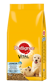 Pedigree Vital Protection Junior mit Huhn und Reis 15 kg