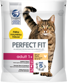 Perfect Fit Cat Adult reich an Huhn 750 g oder 1,4 kg (SPARTIPP: unsere Staffelpreise)