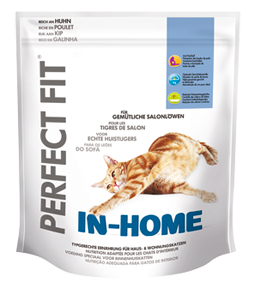 Perfect Fit Cat Indoor reich an Huhn 750 g