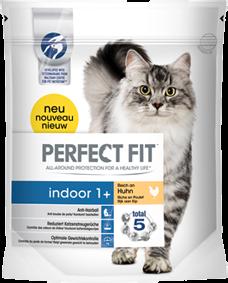 Perfect Fit Cat Indoor reich an Huhn 750 g oder 1,4 kg (SPARTIPP: unsere Staffelpreise)