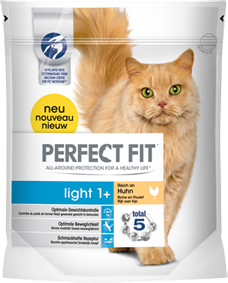 Perfect Fit Cat Light reich an Huhn 750 g (SPARTIPP: unsere Staffelpreise)