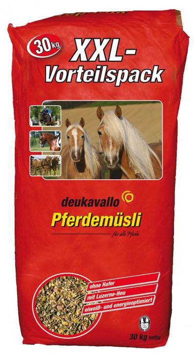 deukavallo Pferdemüsli 30 kg