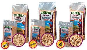 Rettenmaier Vogel Chipsi Extra medium Buchenholz-Granulat 15 kg