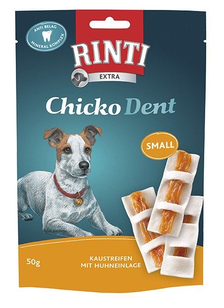 Rinti Extra Chicko Dent Small mit Huhn 50 g oder 150 g