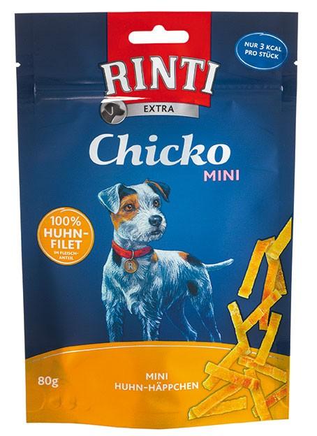 Rinti Extra Chicko Mini mit Huhn 80 g oder 225 g