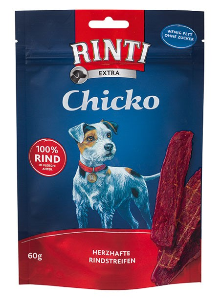 Rinti Extra Chicko Rind 12 x 60 g