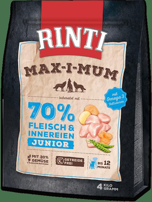 Rinti Max-i-mum Junior 4 kg