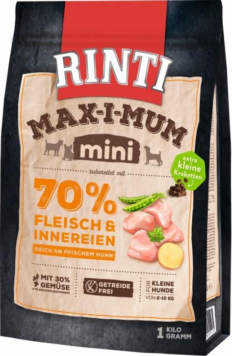 Rinti Max-i-mum Mini Huhn 1 kg