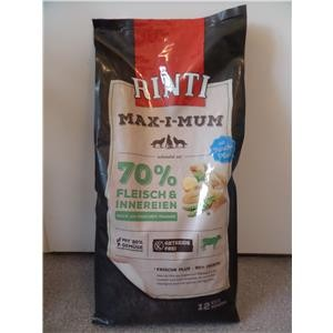 Rinti Max-i-mum Pansen 12 kg
