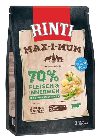 Rinti Max-i-mum Pansen 1 kg, 4 kg oder 12 kg (Staffelpreis)