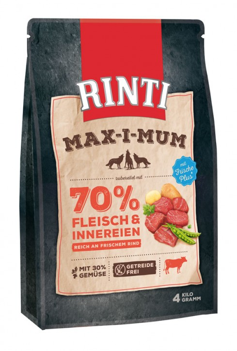 Rinti Max-i-mum Rind 4 kg