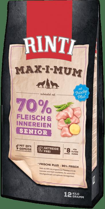Rinti Max-i-mum Senior 2 x 12 kg (Staffelpreis)