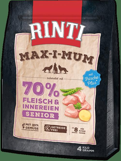Rinti Max-i-mum Senior 4 kg