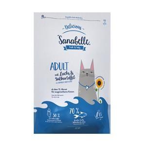 Sanabelle Delicious Lachs & Süßkartoffel 400 g oder 2 kg (SPARTIPP: unsere Staffelpreise)