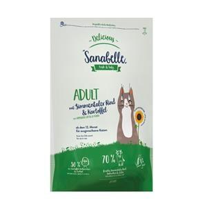 Sanabelle Delicious Rind & Kartoffel 400 g oder 2 kg (SPARTIPP: unsere Staffelpreise)