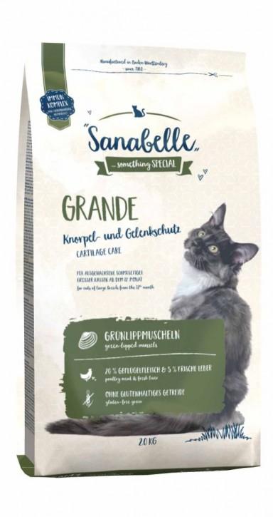 Sanabelle Grande 400 g, 2 kg oder 10 kg (SPARTIPP: unsere Staffelpreise)